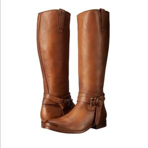 Frye Melissa Knotted Tall Riding Boot